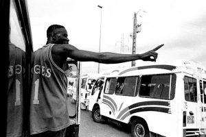 Les gbakas et les problèmes de monnaie