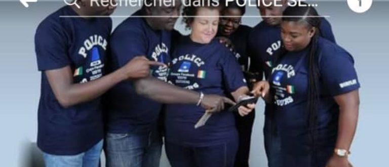 Article : POLICE SECOURS, un groupe Facebook d'utilité publique en Côte d'Ivoire
